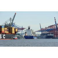4223 Container Feeder LIBRA SANTA CATARINA im Hamburger Hafen |